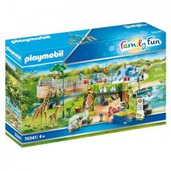 Playmobil - Przygoda w ZOO 70341