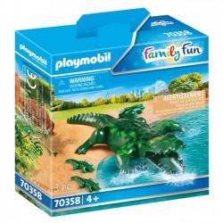 Playmobil - Aligatory 70358