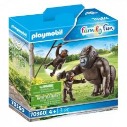Playmobil - Goryle 70360