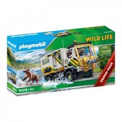 Playmobil - Pojazd na wyprawy badawcze 70278
