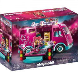 Playmobil EverDreamerz Bus koncertowy 70152