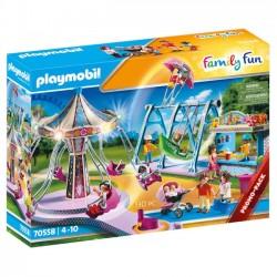 Playmobil - Duży park rozrywki 70558