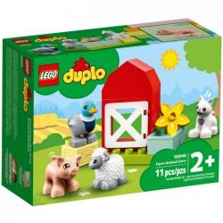 LEGO10949 Duplo - Zwierzęta gospodarskie