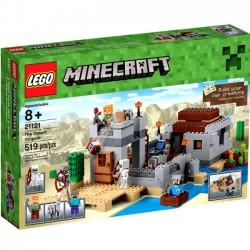 LEGO 21121 Minecraft Pustynny posterunek