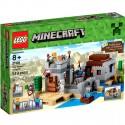LEGO Klocki Minecraft Pustynny Posterunek 21121