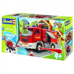 Revell Junior Kit Fire Truck 00884