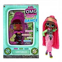 Lalka L.O.L. Surprise OMG Dance Doll Virtuelle 117865