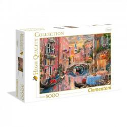 Puzzle Clementoni 6000 HQ Venice Evening Sunset 36524