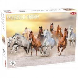 Puzzle 1000 el. Dzike Konie 56754