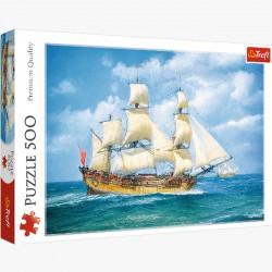 Puzzle 500 el. Morska Podróż 37399