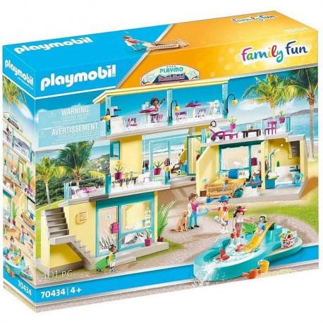 PLAYMOBIL ® Family Fun 70434. Hotel na plaży