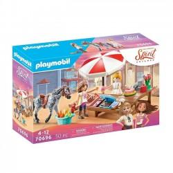 Playmobil - Cukiernia w Miradero 70696