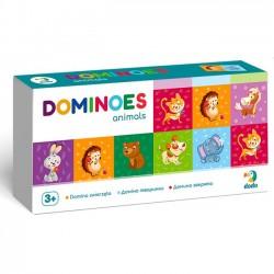 DODO Domino Zwierzęta 300248