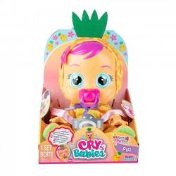 Cry Babies Tutti Frutti Pia w Ananasowym Ubranku 93829