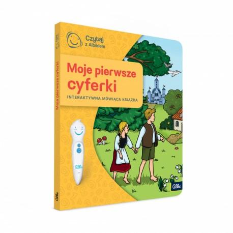 Książka Moje Pierwsze Cyferki 27596