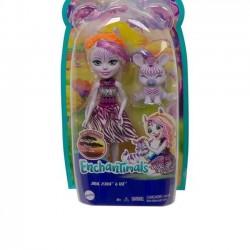 Mattel Enchantimals Lalka Zadie Zebra GTM27