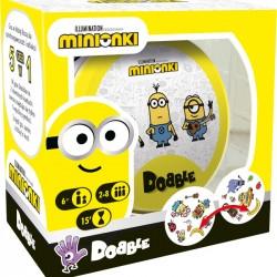 Gra Dobble Minionki