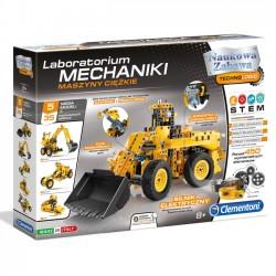 Laboratorium Mechaniki - Maszyny Ciężkie