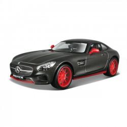 MAISTO 32505 Desing Mercedes AM GT Szary 1/24