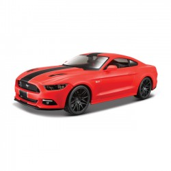 MAISTO 31369 Desing Ford Mustang GT Czerwony. 1/24