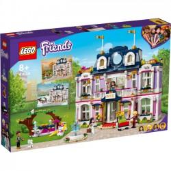 Klocki Lego 41684 Wielki Hotel w Mieście Heartlake