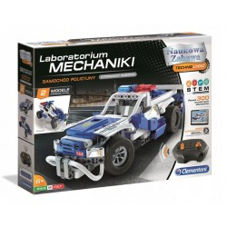 Laboratorium Mechaniki Samochód Policyjny