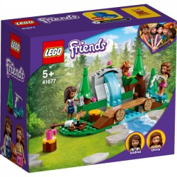 Lego Klocki Friends 41677 Leśny Wodospad