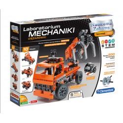 Laboratorium Mechaniki - Ciężarówki