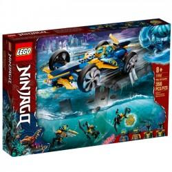 Podwodny śmigacz ninja