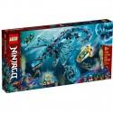 Lego Klocki Ninjago 71754 Smok Wodny