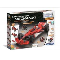 Laboratorium Mechaniki - Samochód Wyścigowy
