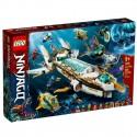 Lego Klocki Ninjago 71756 Pływająca Perła