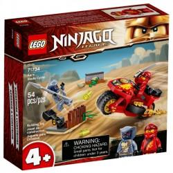 Lego Klocki Ninjago 71734 Motocykl Kaia