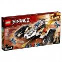 Lego Klocki Ninjago 71739 Pojazd Ultradźwiękowy