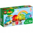 Lego Klocki Duplo 10954 Pociąg z Cyferkami Nauka Liczenia