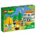 Lego Klocki Duplo 10946 Rodzinne Biwakowanie