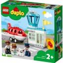 Lego Klocki Duplo 10961 Samolot i Lotnisko