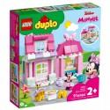 Lego Klocki Duplo 10942 Dom i Kawiarnia Myszki Minnie