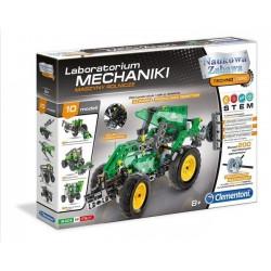 Laboratorium Mechaniki - Maszyny Rolnicze