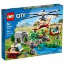 Lego Klocki City 60302 Na Ratunek Dzikim Zwierzętom
