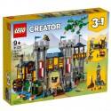 Lego Klocki Creator 31120 Średniowieczny Zamek