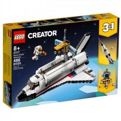 Lego Klocki Creator 31117 Przygoda w Promie Kosmicznym