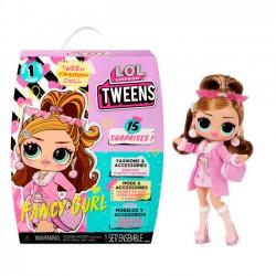 Laleczka L.O.L. Surprise Tweens Doll, Fancy Gurl