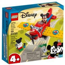 Samolot śmigłowy Myszki Miki