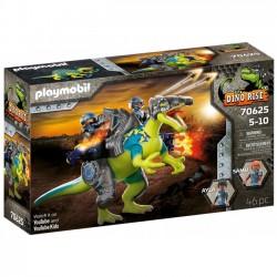 Playmobil - Spinozaur: Podwójna obrona 70625