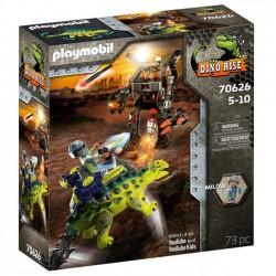 Playmobil - Sajchania: Odparcie ataku 70626