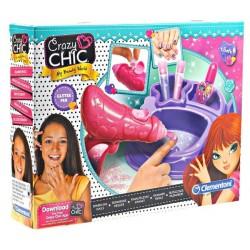 Crazy Chic - Błyszczące Paznokcie