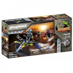 Playmobil - Pteranodon: Atak z powietrza 70628