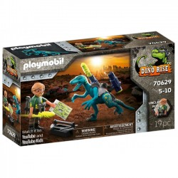 Playmobil - Wujek Rob: Przygotowanie do bitwy 70629