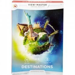 View Master Wirtualna Rzeczywistość Ciekawe Miejsca Rozszerzenie